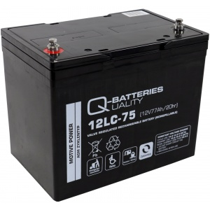 AGM Cycles Batteries