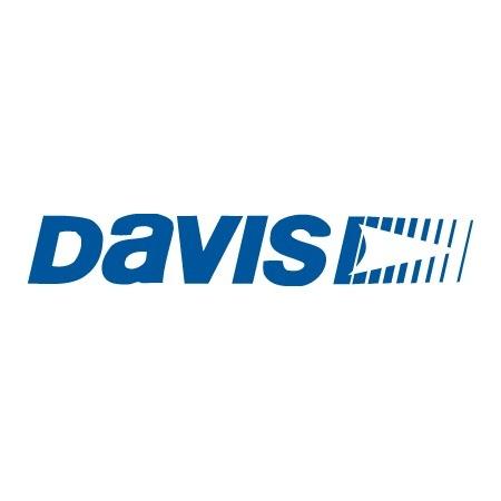 DA011 DAVIS Sextant aus Kunststoff MKIII