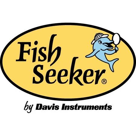 DA510 DAVIS FISH SEEKER gelbgrün