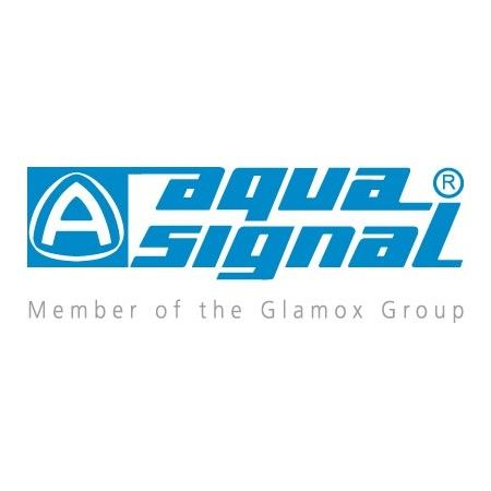 AQUASIGNAL 44 Stern Light LED White 10-30V